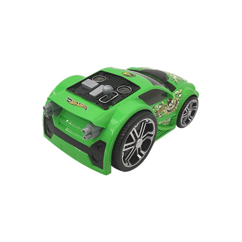 Autos De Juguetes Hotwheels Turbo Hunter image number 3.0