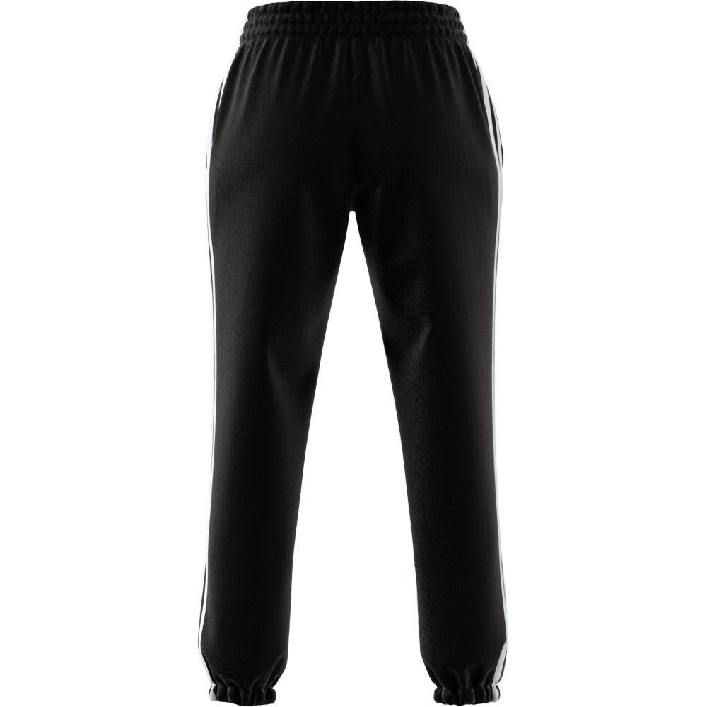 Pantalón De Buzo Mujer Adidas Essentials Woven 3-stripes 7/8 image number 6.0