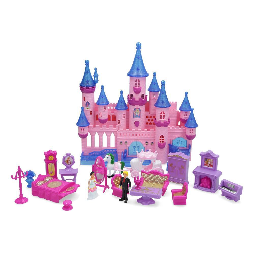 Juego De Rol Marca De Proveedor Beauty Castle Play Set image number 1.0