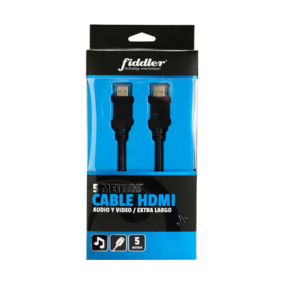 Cable Fiddler Hdmi Extra Largo