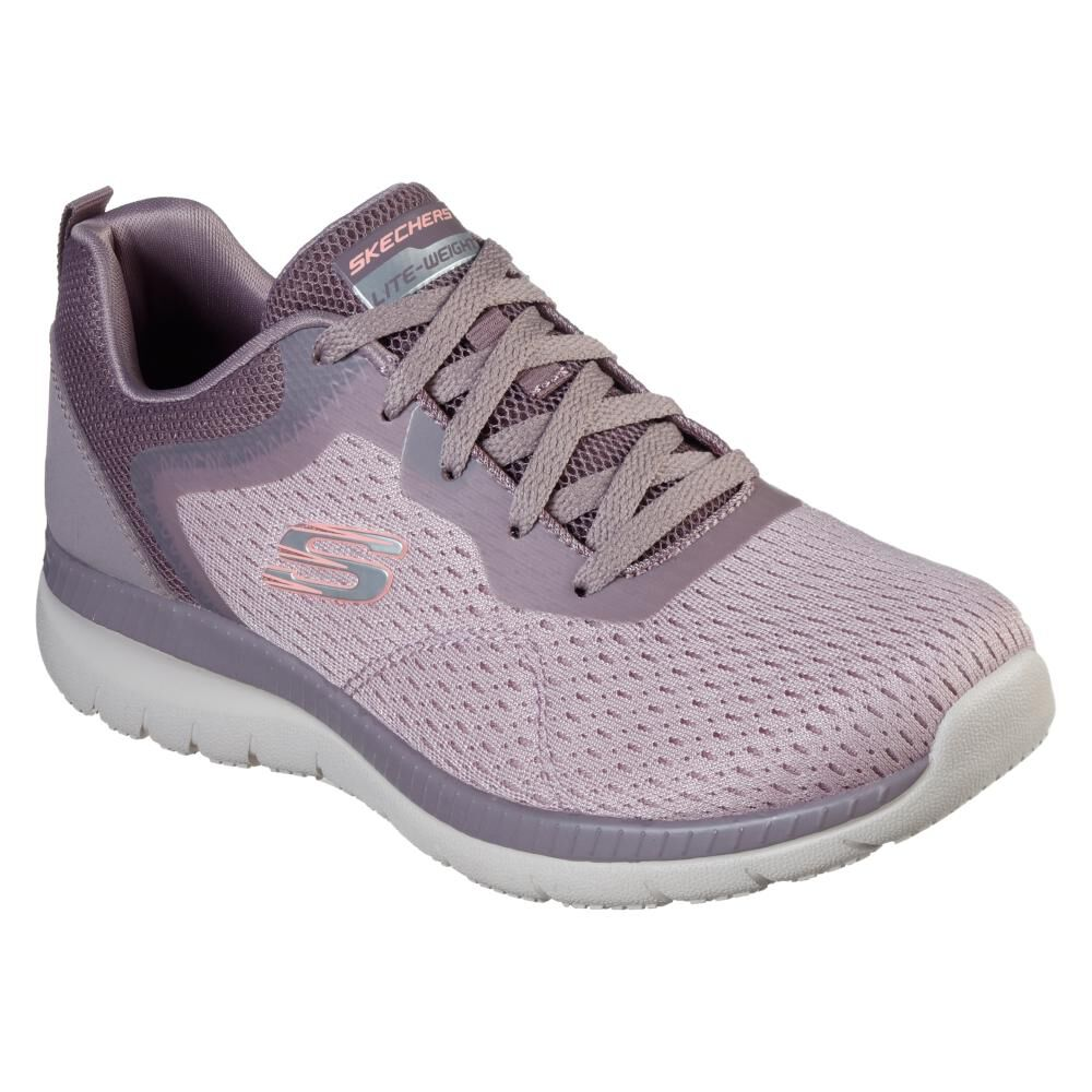 Zapatilla Running Mujer Skechers Bountiful - Quick Path image number 0.0