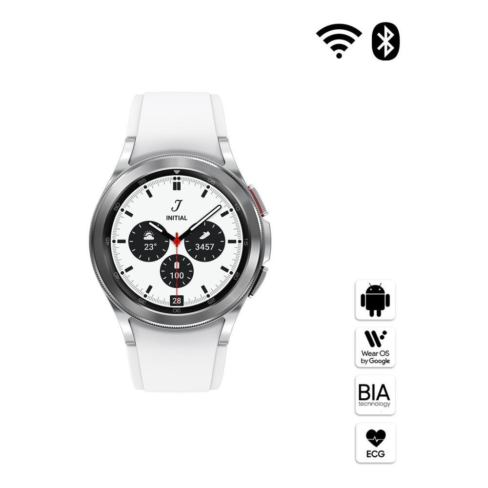 Smartwatch Samsung 4 Classic 42 Silver / 16 Gb