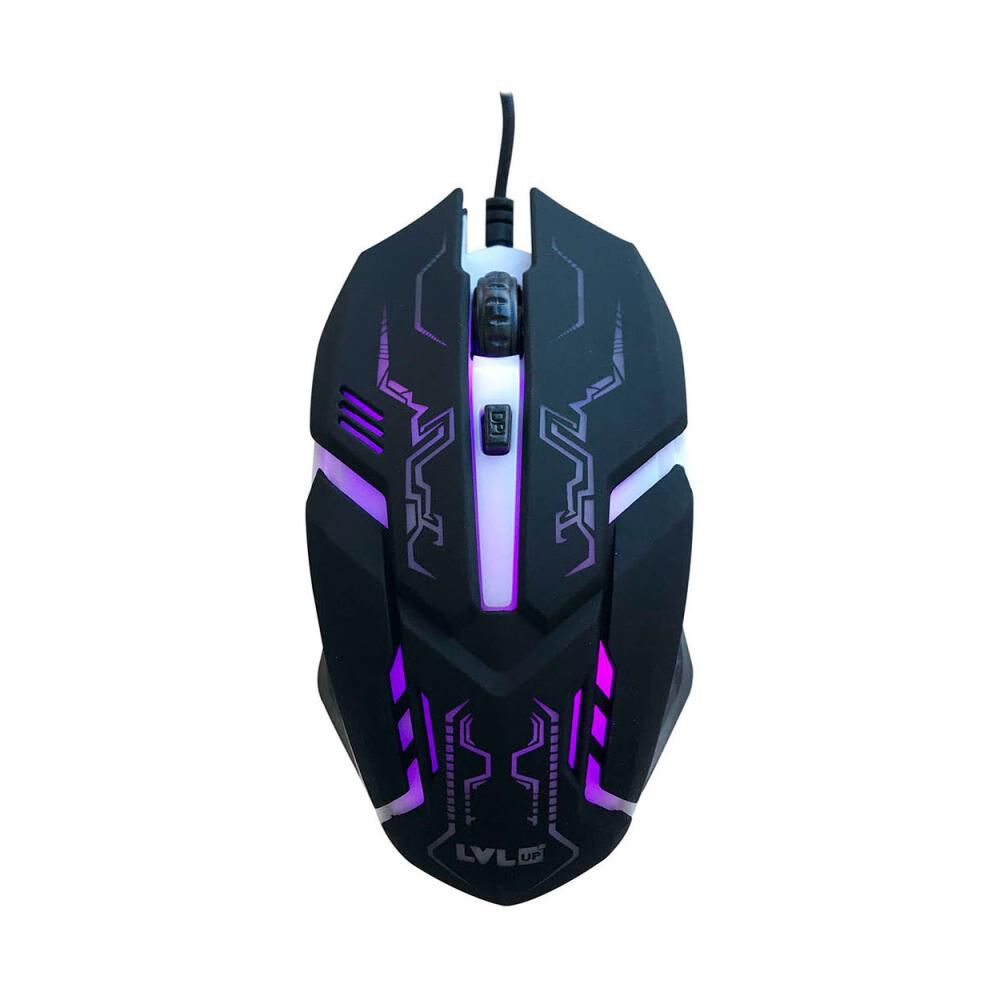 Mouse Gamer Lvlup Lu737 image number 3.0