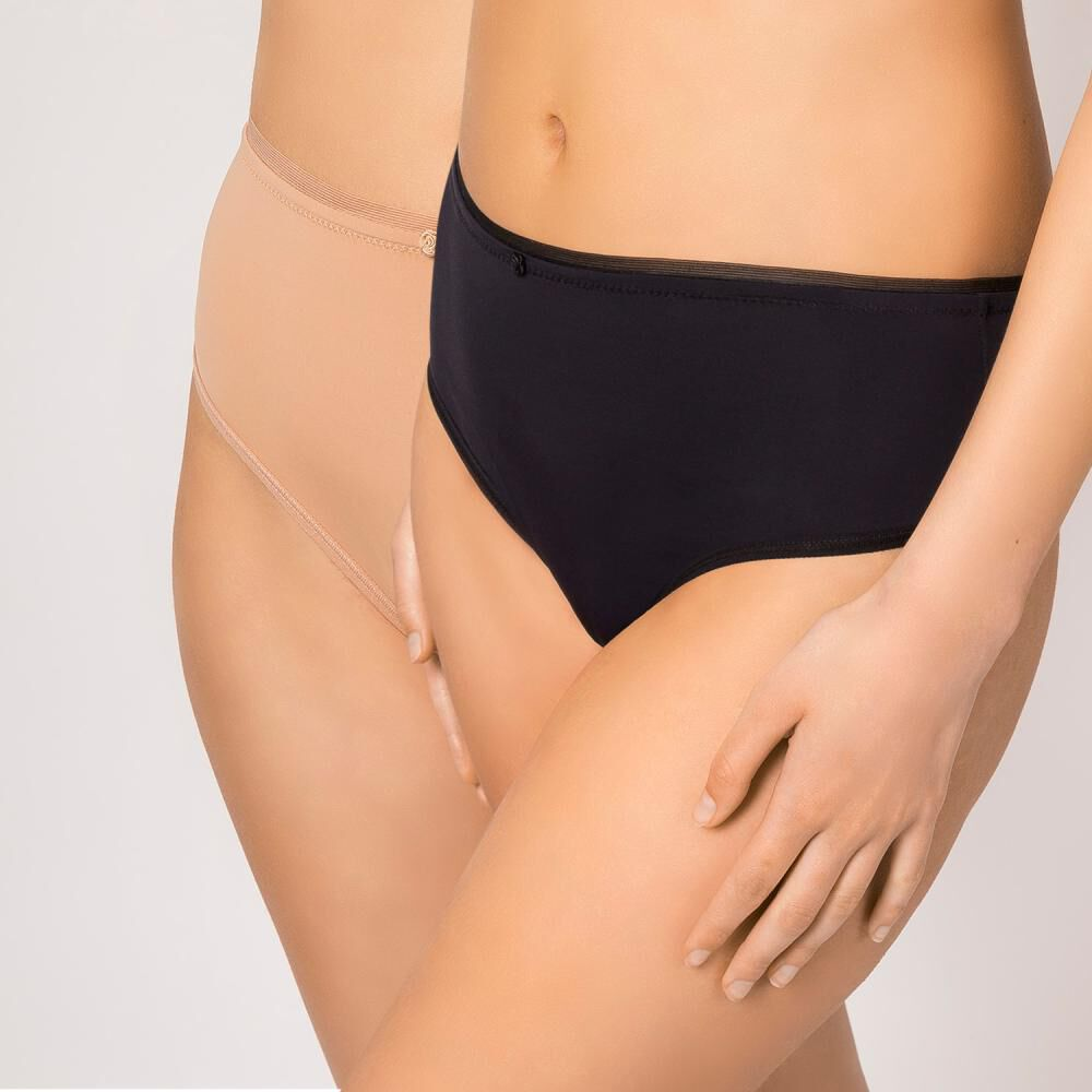Pack Calzones Pantaleta Mujer Chic France / 2 Unidades image number 0.0