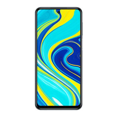 Smartphone Xiaomi Redmi Note 9S  Interestellar Gray  /  128 Gb   /  Liberado