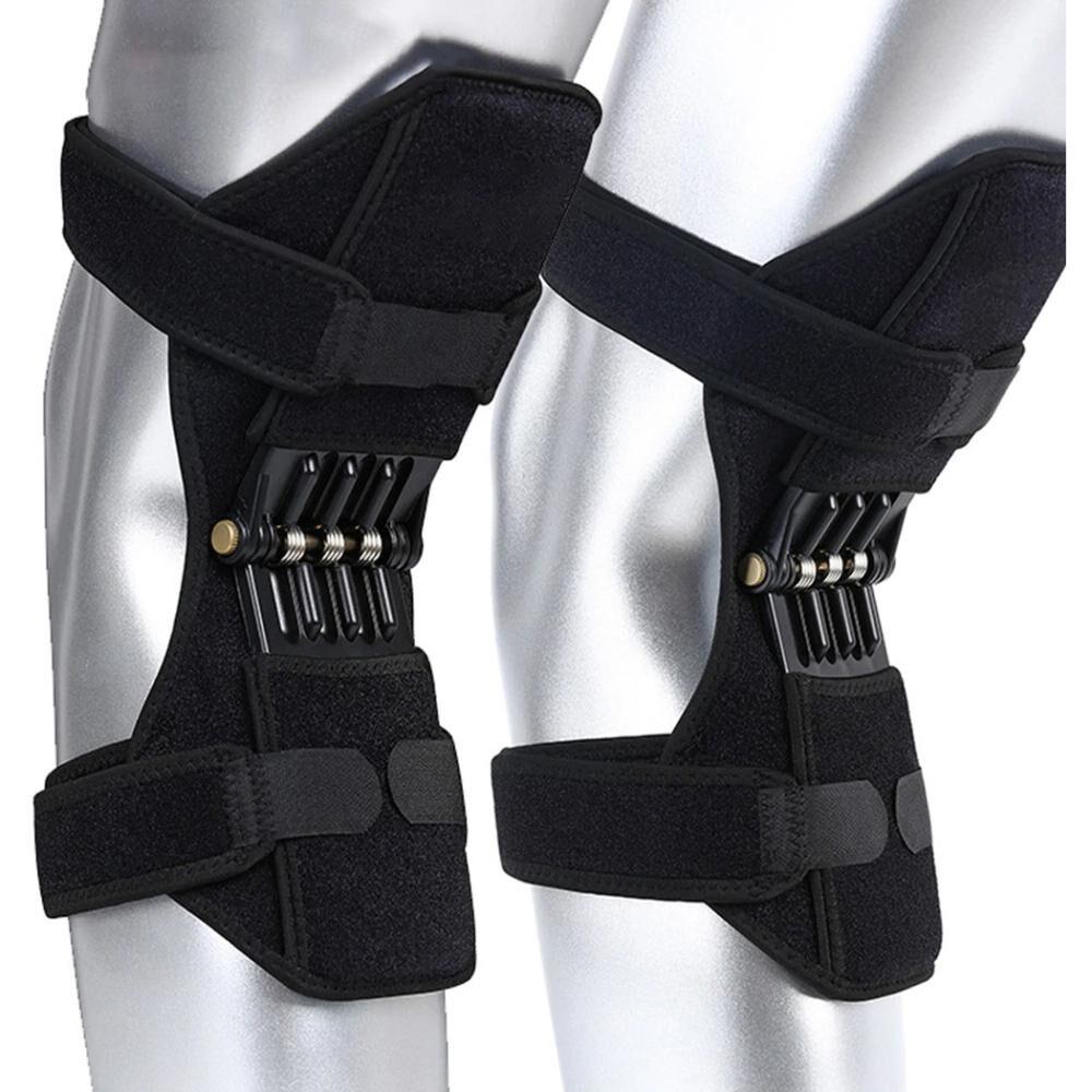 Par De Rodilleras De Apoyo Articular Bodytrainer Full Knee Rx image number 1.0