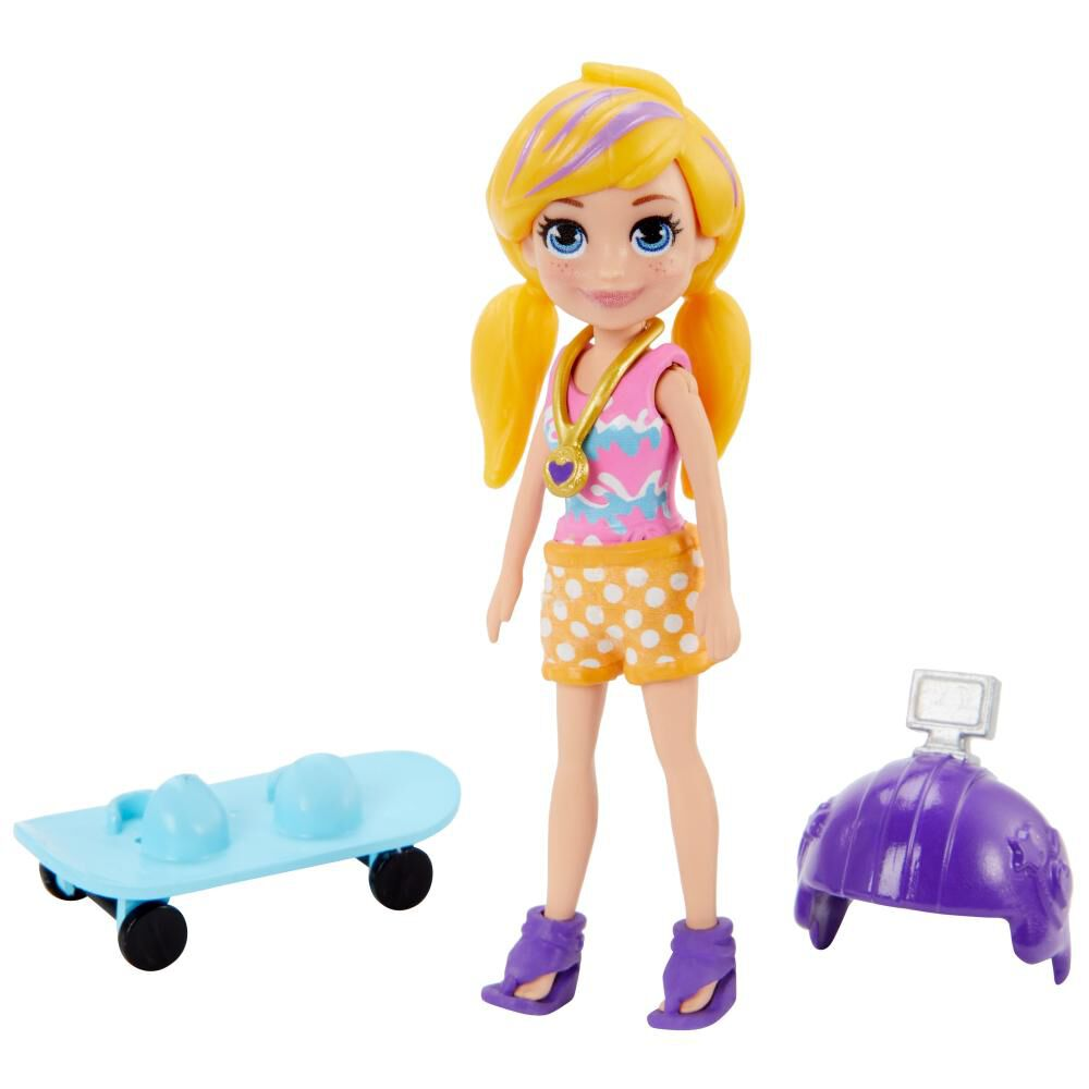 Polly Pocket! Pack 3 Muñecas image number 5.0
