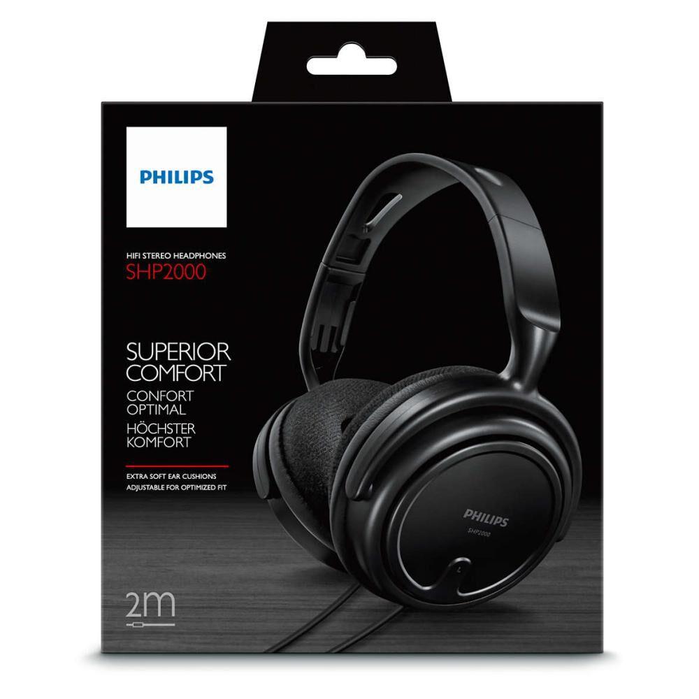Audífonos Philips Shp2000 image number 4.0
