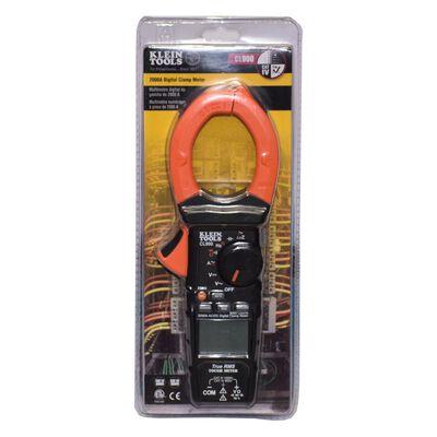 Amperímetro Tenaza Klein Cl900