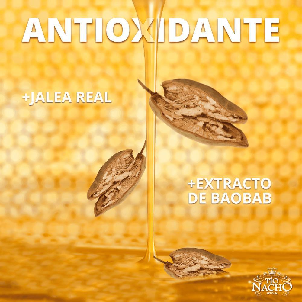Pack Shampoo + Acondicionador Tío Nacho Antioxidante image number 2.0