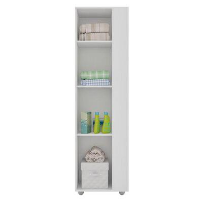 Mueble Multiuso Home Mobili Desp M Carre  / 1 Puerta    / 3 Repisas