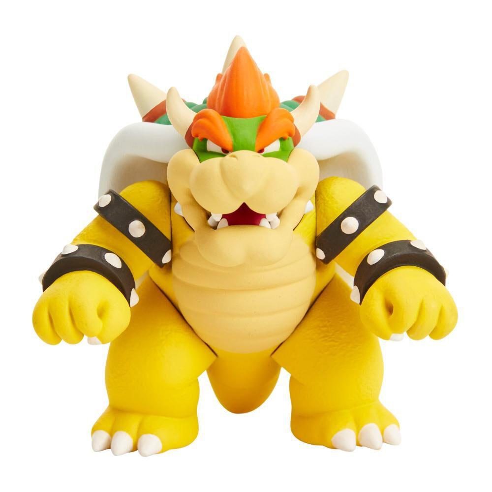 Figura Coleccionable Nintendo Playset Musheoom Kingdom Castillo image number 3.0