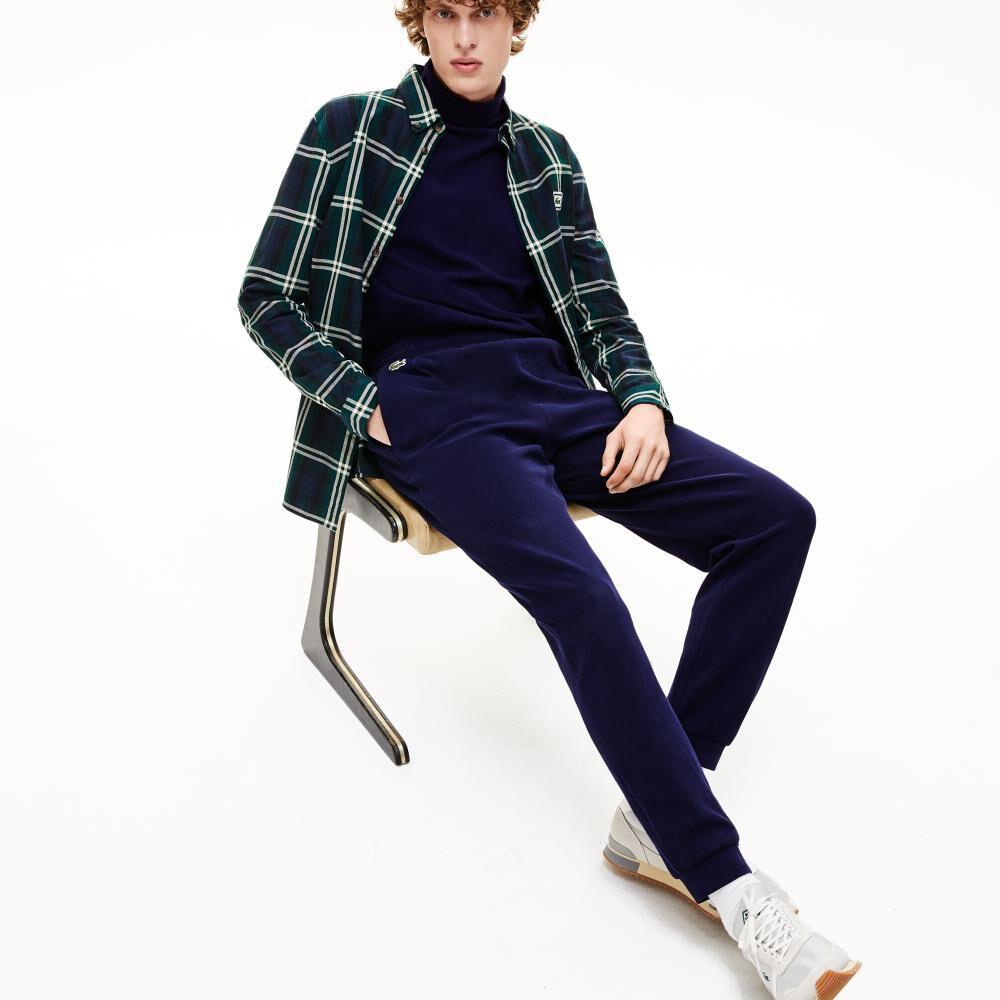 Pantalon Hombre Lacoste image number 1.0