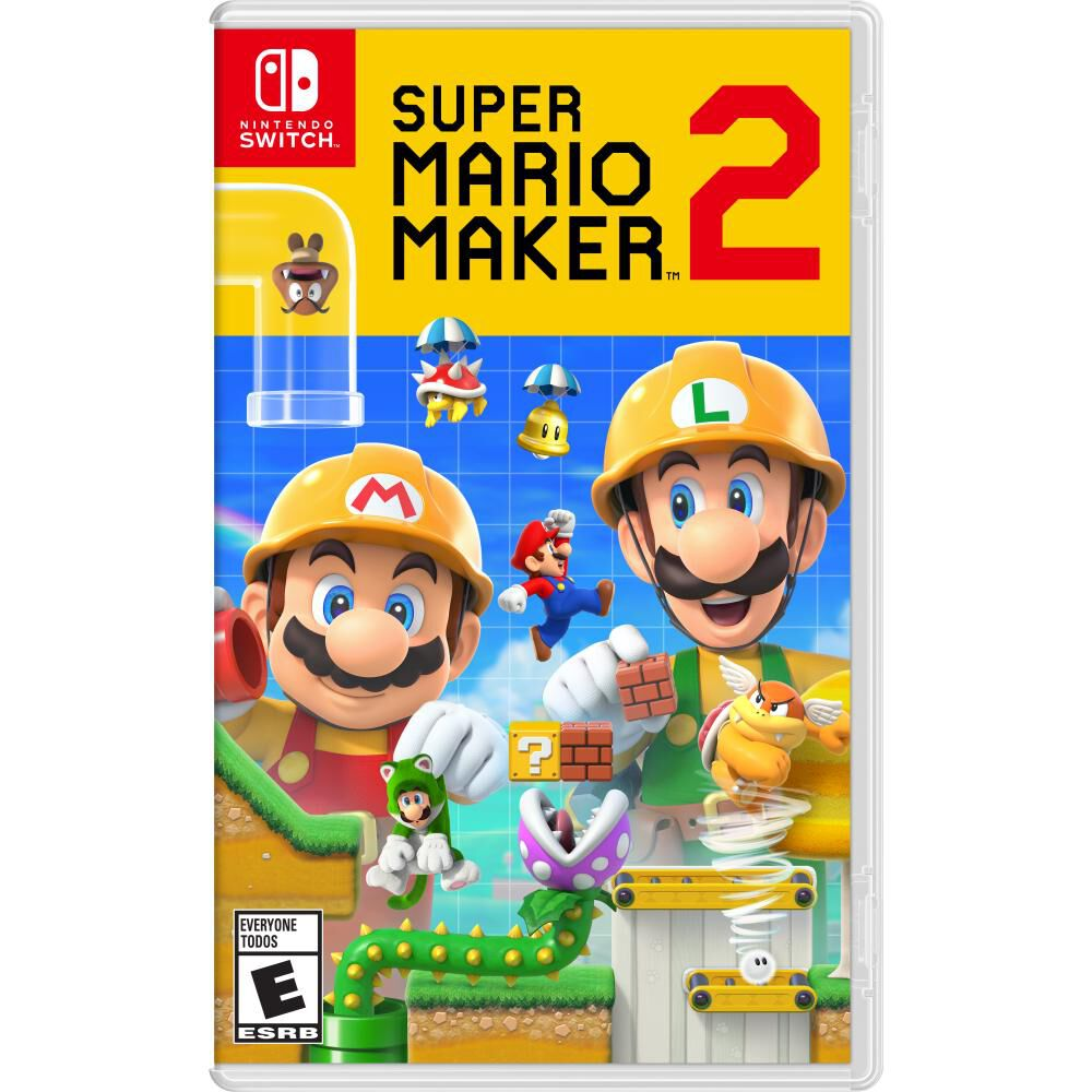 Juego Nintendo Switch Super Mario Maker 2 image number 0.0