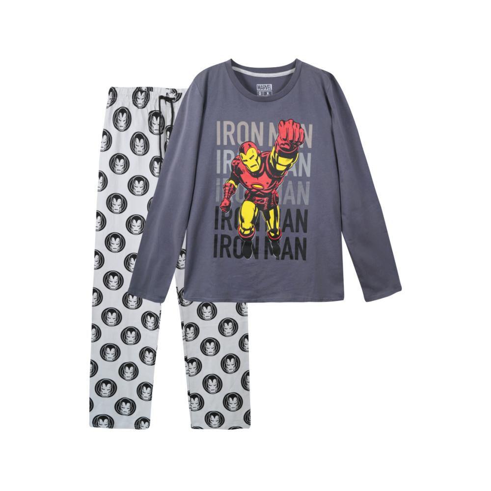 Pijama Largo Hombre Marvel / 2 Piezas image number 0.0
