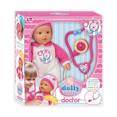 Muñeca Hitoys Doctor