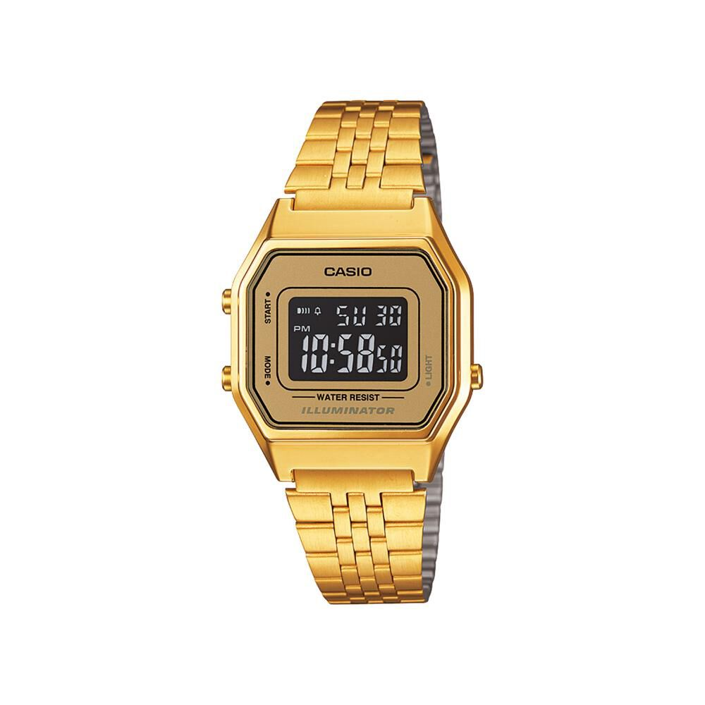 Reloj Mujer Casio La680wga-9bd image number 0.0