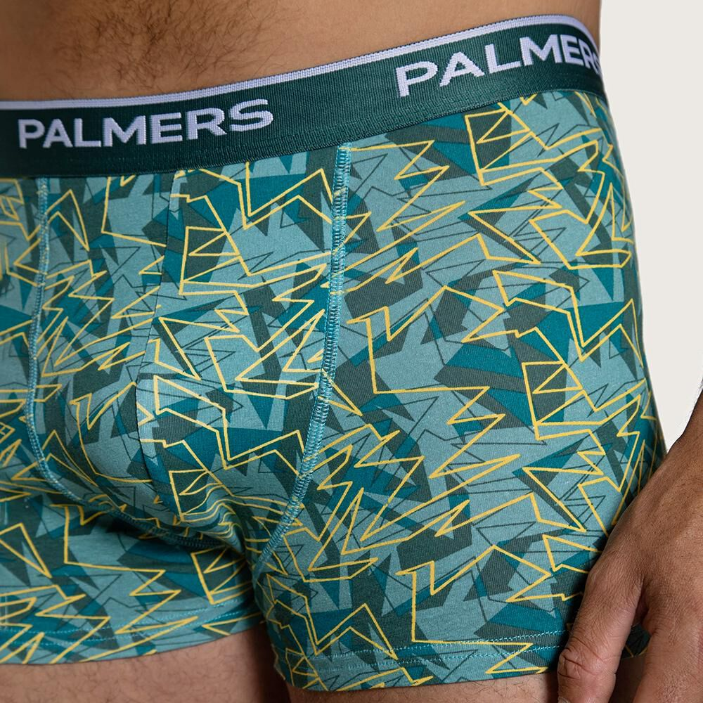 Pack Boxer Medio Hombre Palmers / 3 Unidades image number 3.0