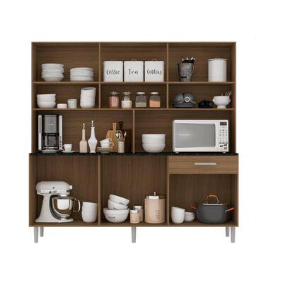 Mueble De Cocina Home Mobili Kimza / 12 Puertas / 1 Cajon
