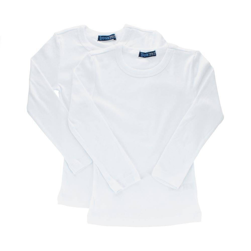 Camiseta Niño Topsis image number 1.0