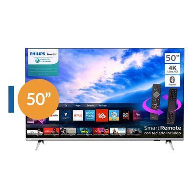"""Led Philips 50PUD6654 / 50"""" / 4K Ultra HD / Smart TV Bordes Ultradelgados"""