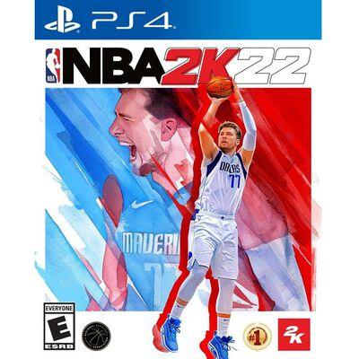 Juego Playstation 4 Sony Nba 2k22