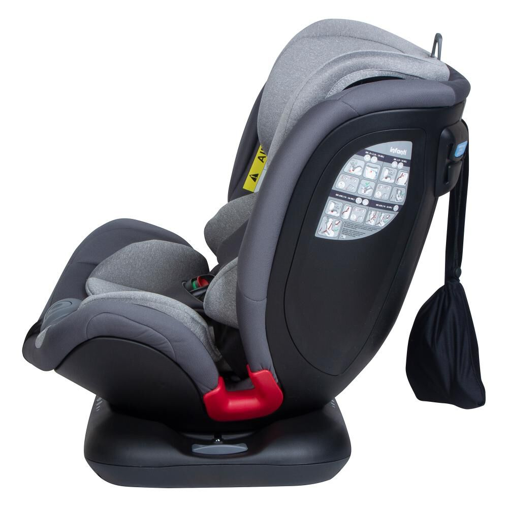 Silla De Auto  Infanti All Stages Isofix M image number 8.0