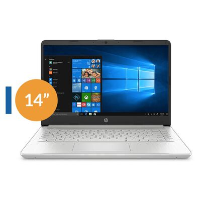 "Notebook Hp 14-DQ1003LA / Intel Core I5 / 4 GB RAM / Gráficas Intel® Uhd / 256 GB / 14"""