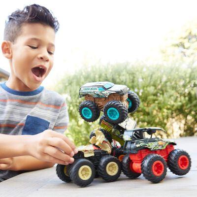 Auto De Juguete Hotwheels Monster Trucks 1:43 Surtido