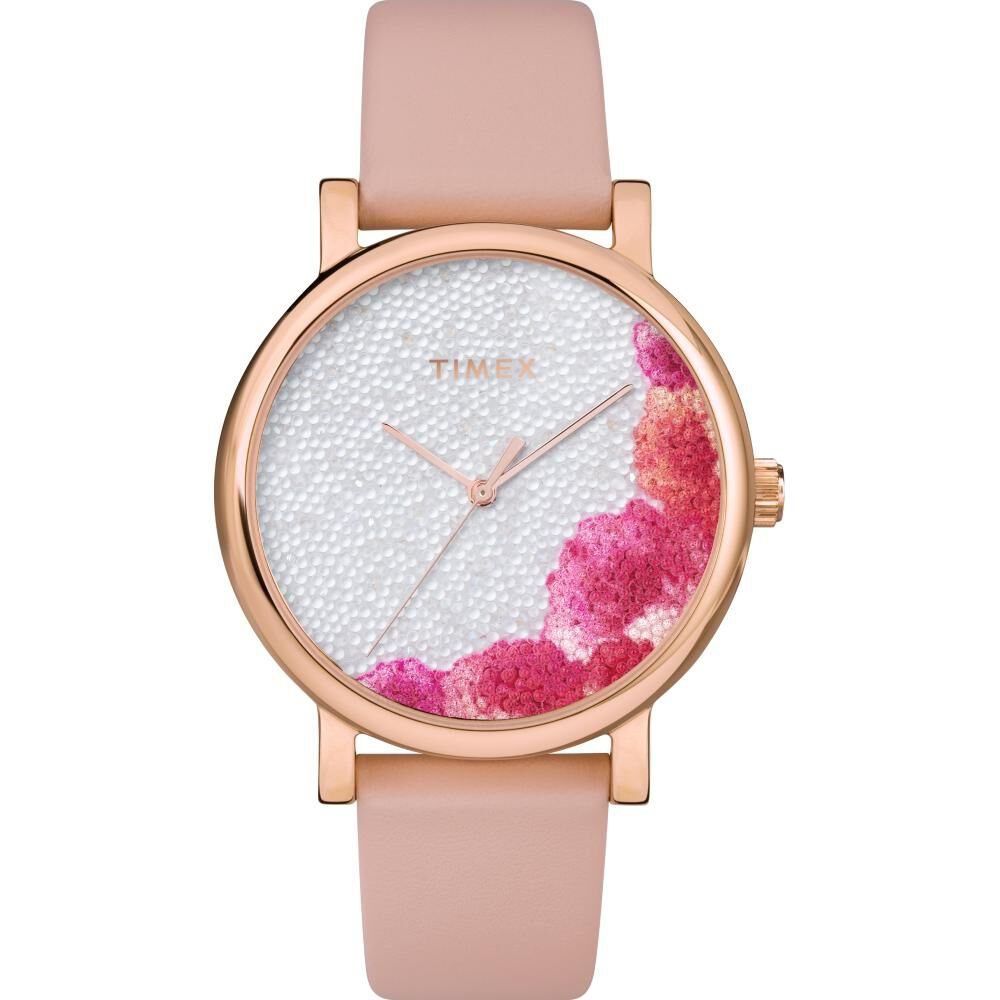 Reloj Casual Mujer Timex Tw2u18500 image number 0.0