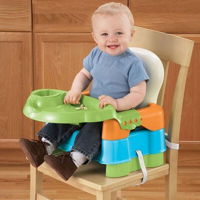 Silla De Comer Safety Sit, Snack & Go