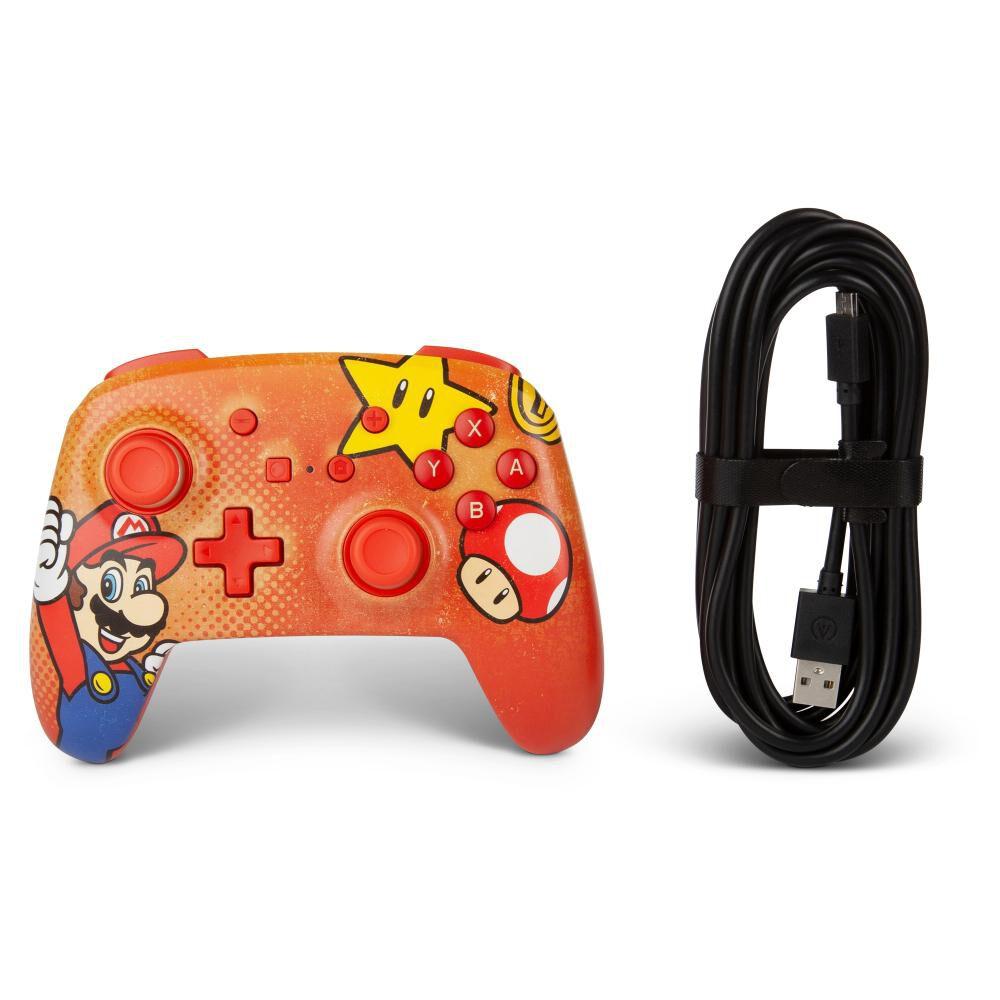 Control Nintendo Switch Nintendo Mario Vintage image number 6.0