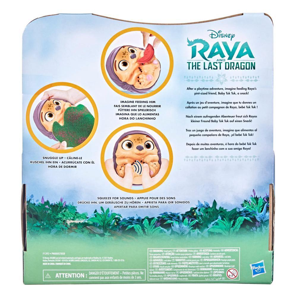 Disney's Raya and the Last Dragon Bebé Tuk Tuk image number 2.0