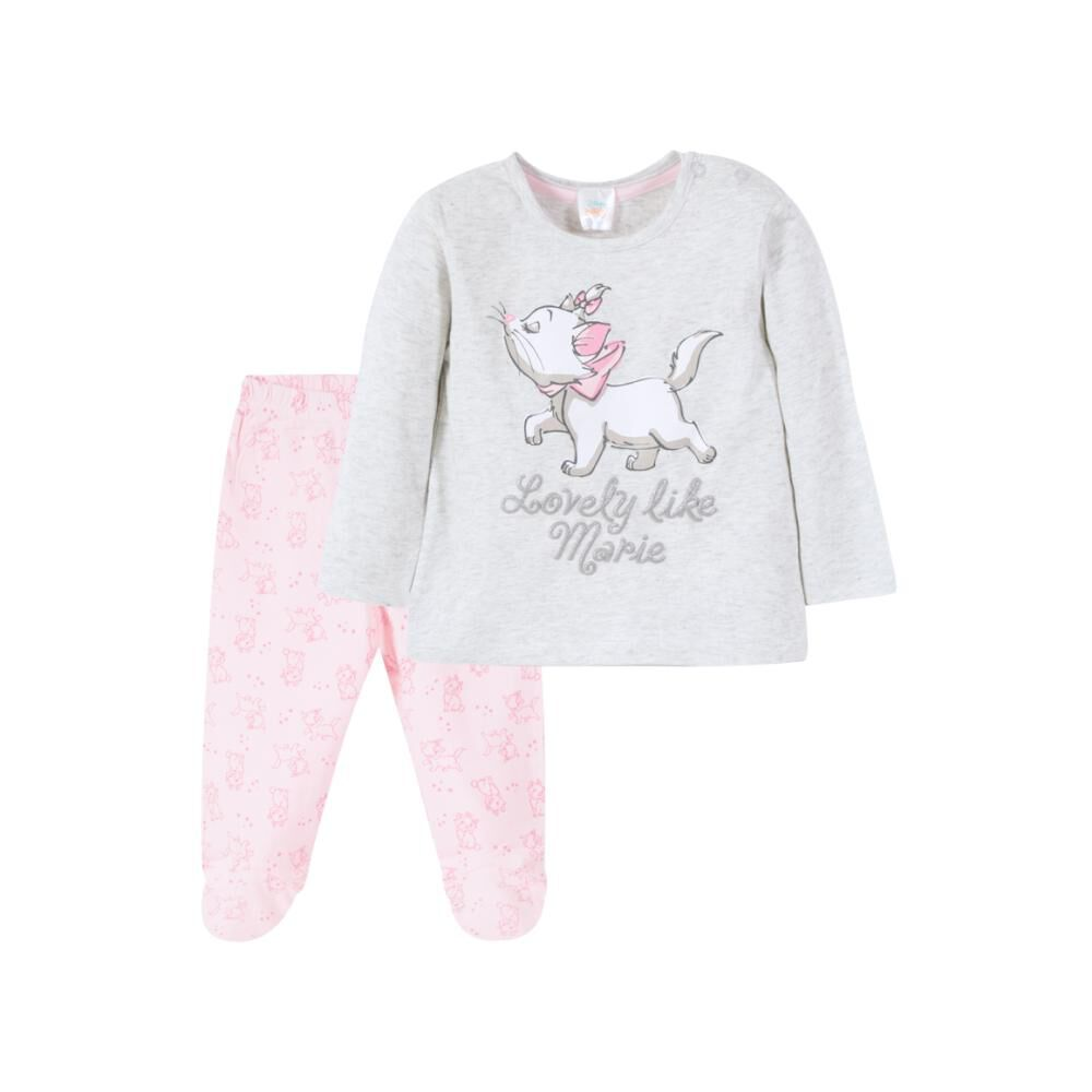 Pijama Bebe Niña Disney image number 0.0