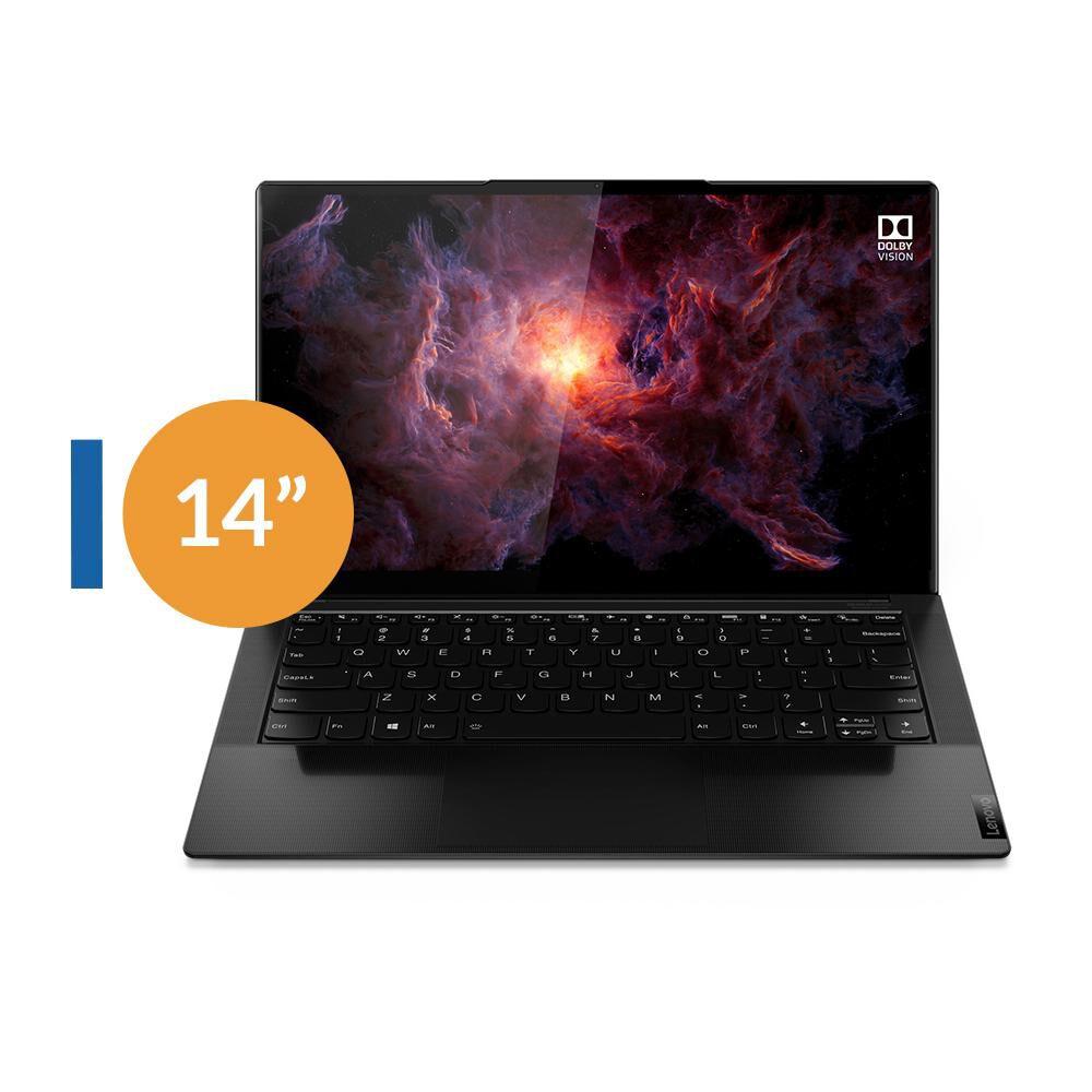 "Notebook Lenovo Yoga Slim 9 14itl5 / Shadow Black / Intel Core I7 / 16 Gb Ram / 1 Tb  Ssd/ 14"" image number 0.0"