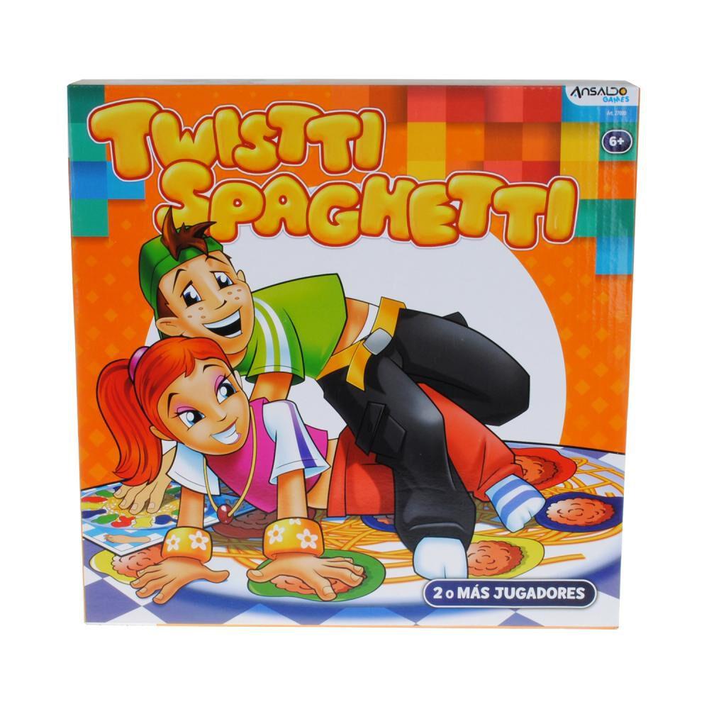 Juegos Familiares Ansaldo Games Twistti Spaghetti image number 1.0
