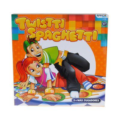 Juegos Familiares Ansaldo Games Twistti Spaghetti