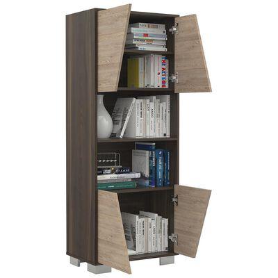 Combo Casaideal C33-Off / Biblioteca + Escritorio
