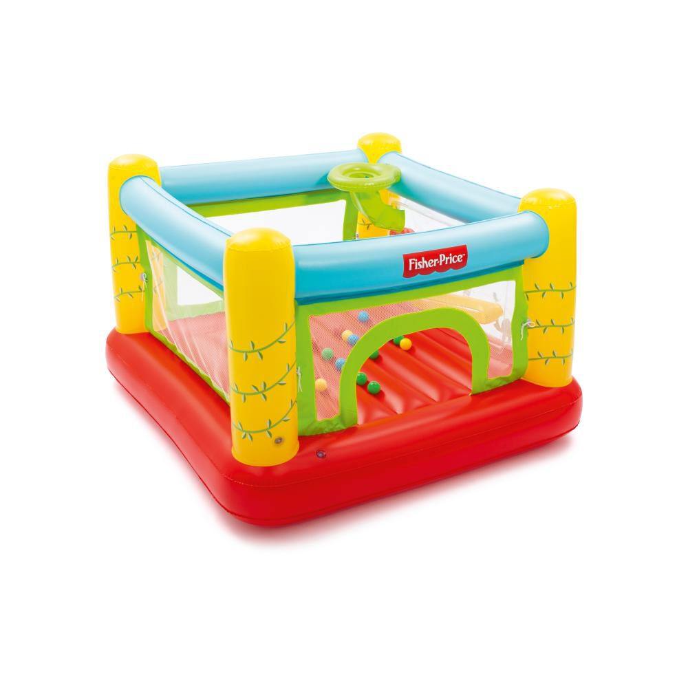 Castillo Inflable Fisher Price 175 Cm image number 0.0