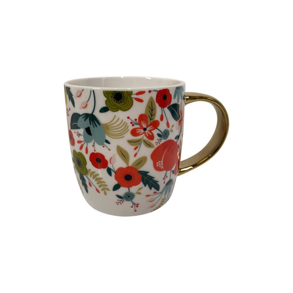 Mug Belle Noite Light Flower image number 0.0