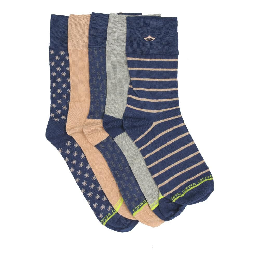 Calcetines Unisex Palmers / 5 Pares image number 1.0