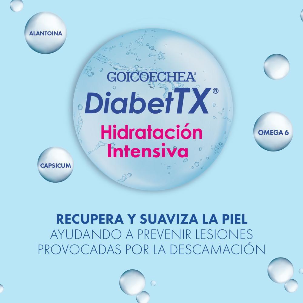 Set De Tratamiento Diabet Tx Plus Urea 10% X 250g + Diabet Tx Crema Para Manos  Codos X 50 Ml image number 3.0