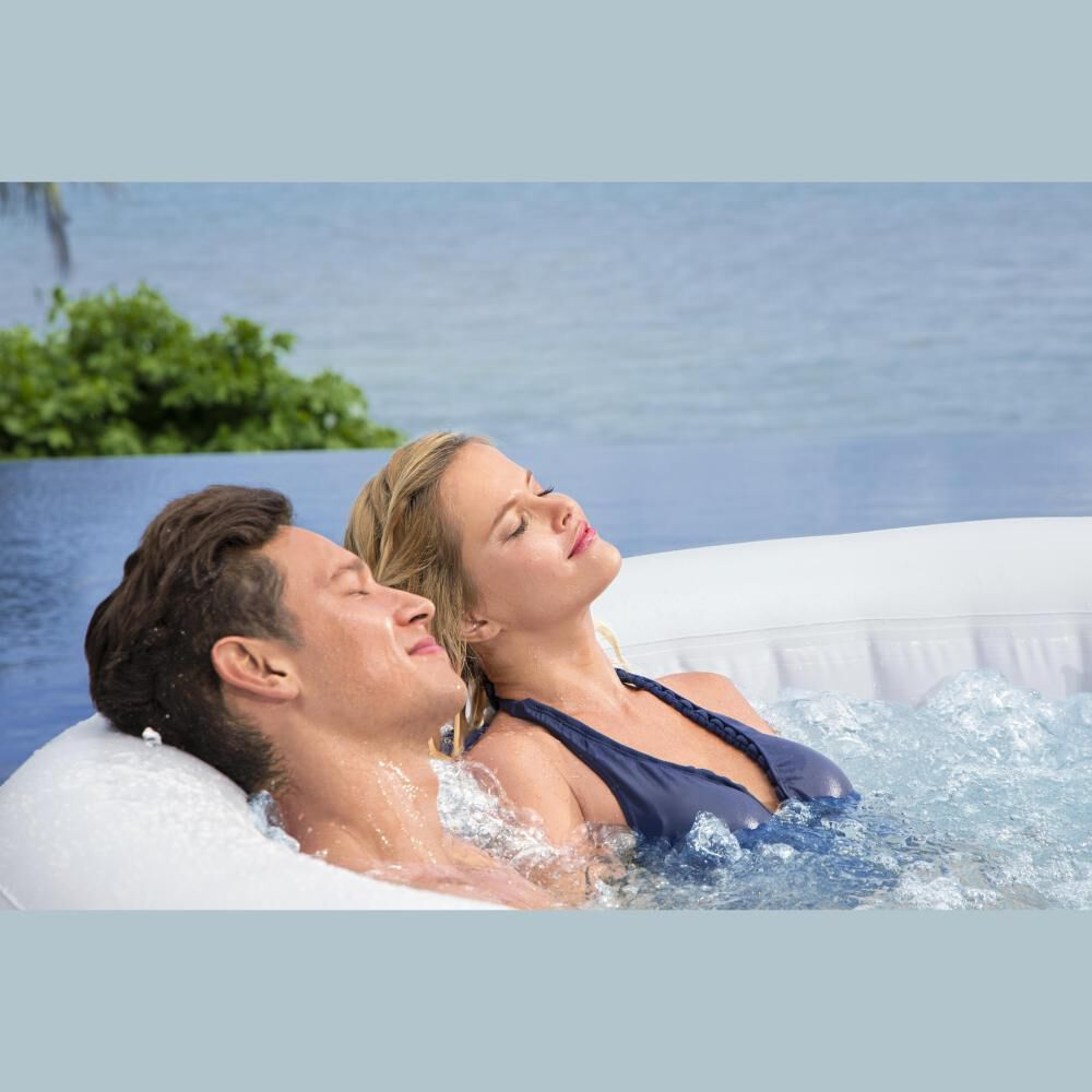 Spa Inflable Bahamas Airjet Lay-z Bestway / 2-4 Personas image number 7.0