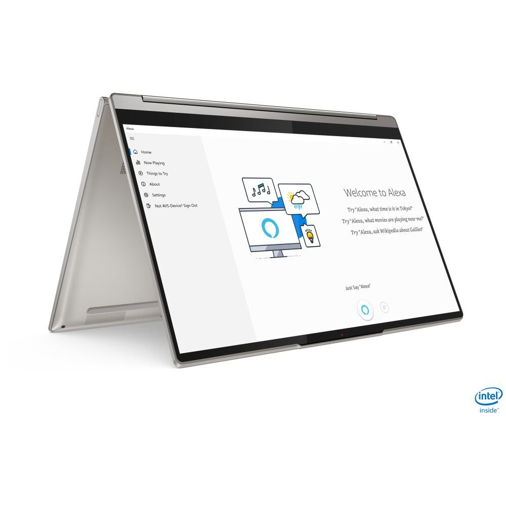 "Notebook Lenovo Yoga 9 14itl5 / Mica / Intel Core I5 / 16 Gb Ram / 1 Tb Ssd / 14"" image number 8.0"
