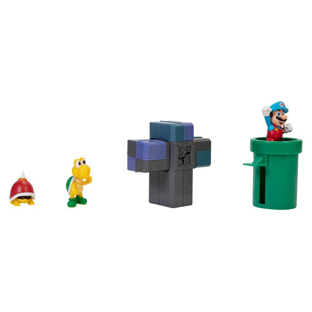 Figura Coleccionable Nintendo Diorama Super Mario Underground image number 2.0