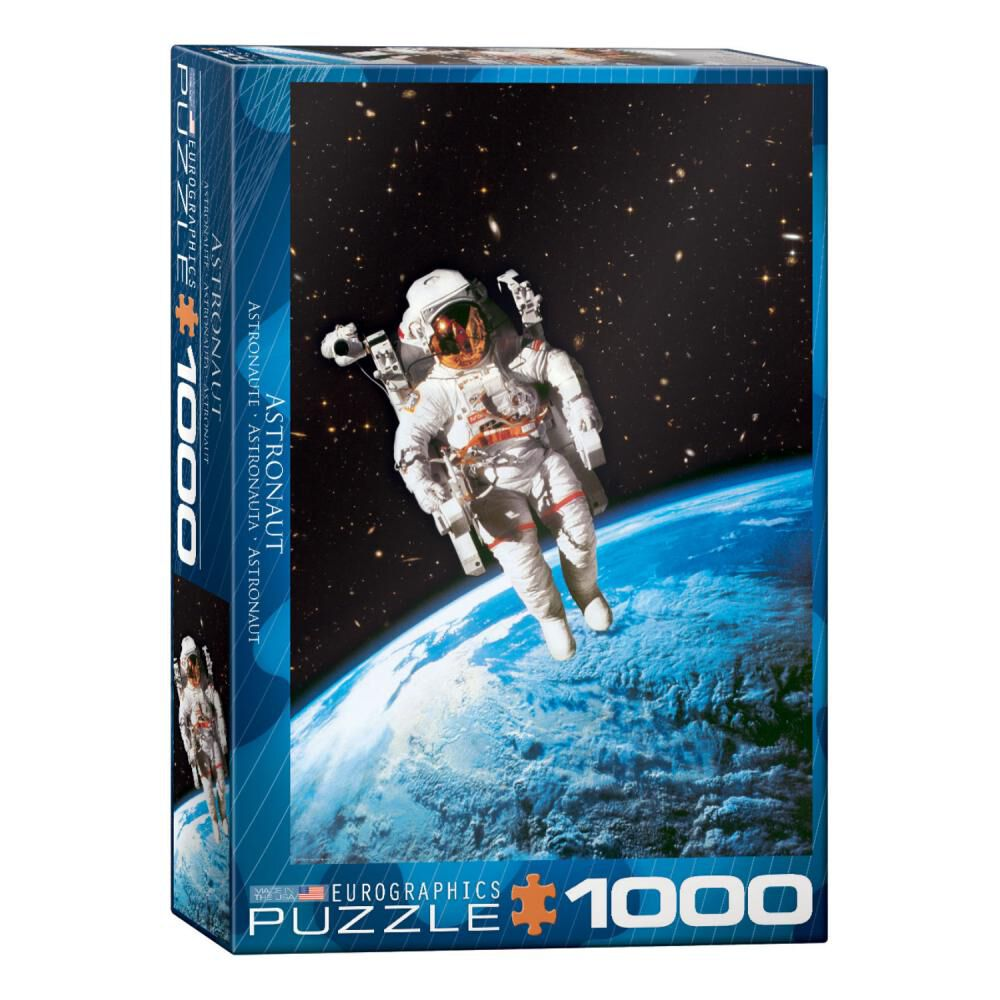Puzzle Eurographics 6000-3937 Astronaut image number 1.0