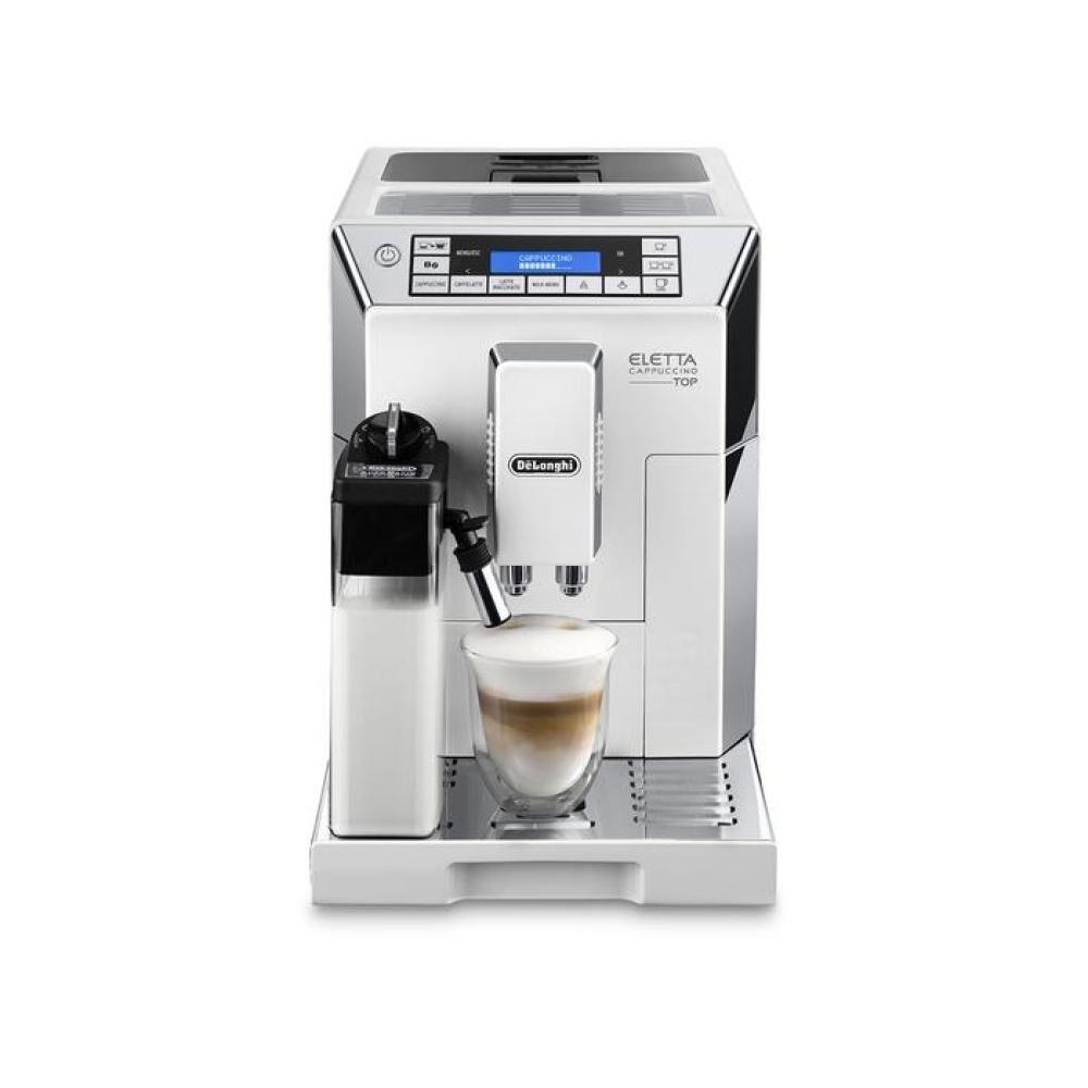 Cafetera De Longhi Eletta Ecam45.760.w / 1,2 Litros image number 0.0