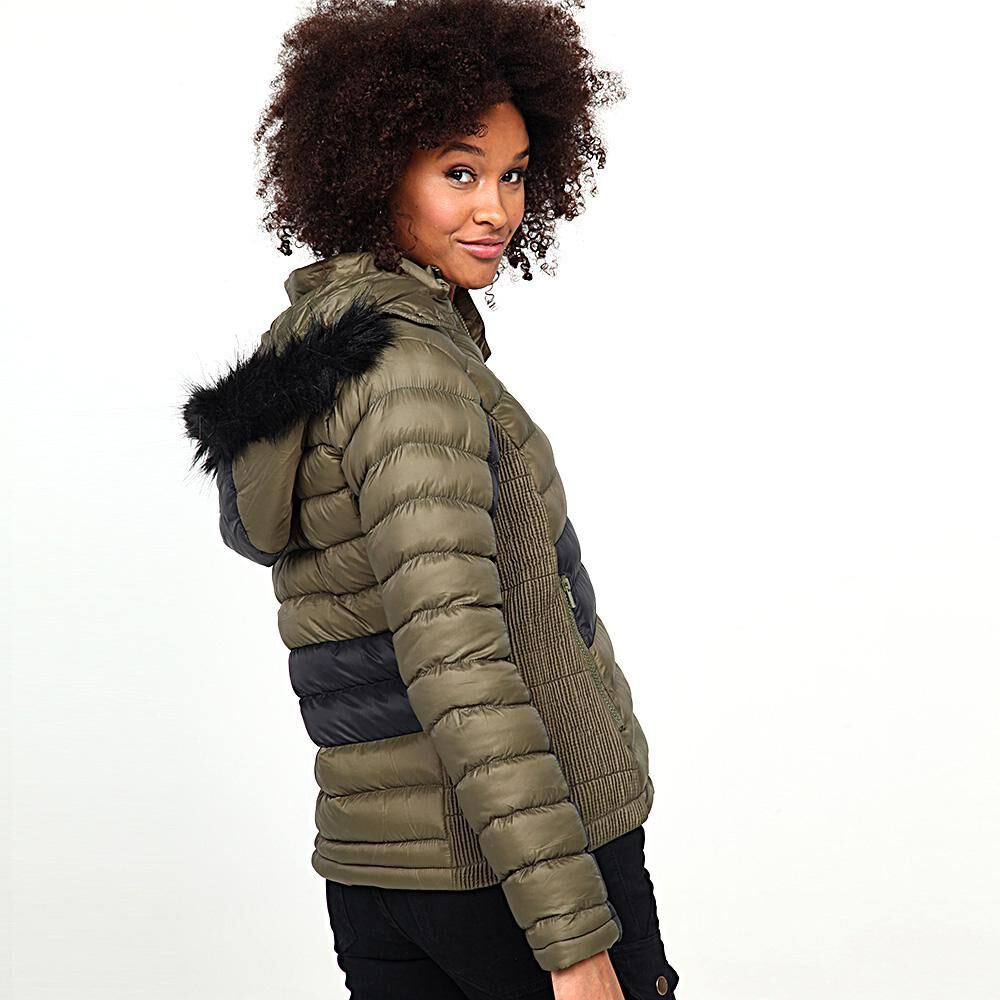 Parka  Mujer Rolly Go image number 2.0