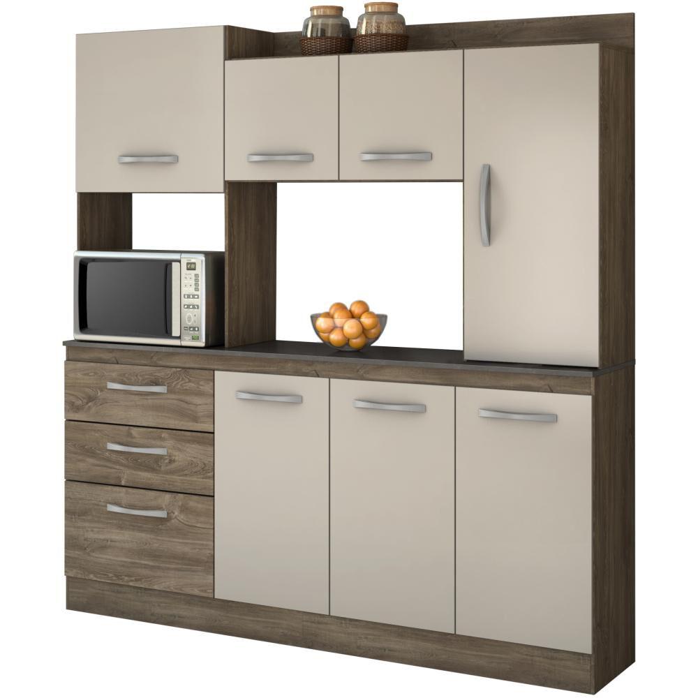 Mueble De Cocina Casaideal Tamara  / 7 Puertas    / 3 Cajones image number 0.0
