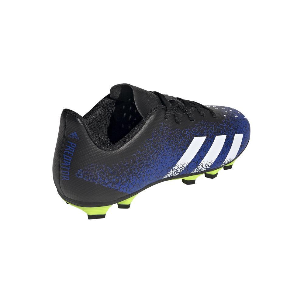 Zapatilla Fútbol Infantil Hombre Adidas Predator Freak .4 Fxg J image number 2.0